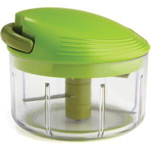 The Best Nut Chopper Option:Kuhn Rikon Pull Chop Chopper_Manual Food Processor