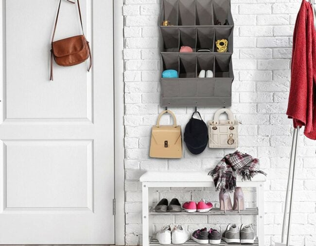 Best Over The Door Shoe Rack