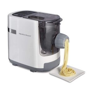 The Best Pasta Maker Option: Hamilton Beach Electric Pasta and Noodle Maker