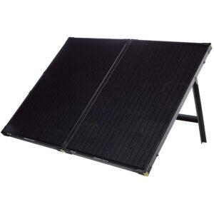 最佳便携式太阳能电池板选择:目标零巨石200瓦单晶公文包