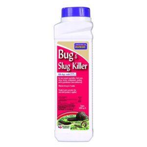 The Best Slug Killer Option: Bonide (BND908) - Garden Naturals Bug and Slug Killer