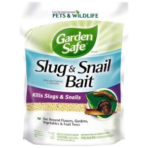 The Best Slug Killer Option: Garden Safe 4536 Slug & Snail Bait (HG-4536) (2 lb)