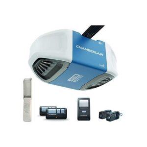 The Best Smart Garage Door Opener Option: Chamberlain Group B550 Smartphone-Controlled
