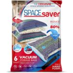 The Best Space Saver Bags Option: Spacesaver Premium Vacuum Storage Bags
