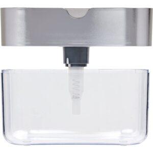 The Best Sponge Holder Option: Schroeder & Tremayne Soap Dispenser and Sponge Holder