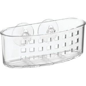 The Best Sponge Holder Option: iDesign Kitchen Sink Suction Holder