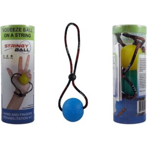 The Best Stress Ball Option: StringyBall Secure Stress Balls on a String
