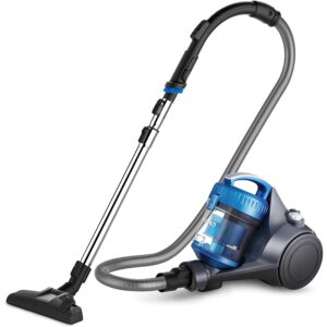 The Best Vacuum For Laminate Floors Option: Eureka WhirlWind Bagless Canister Vacuum Cleaner
