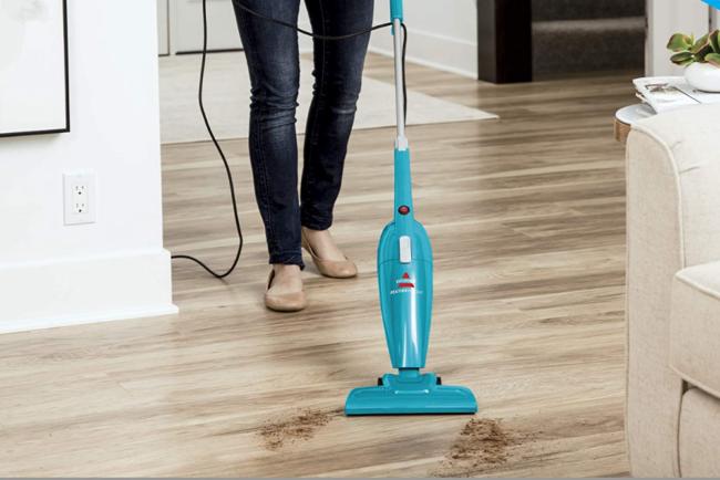 强化地板的最佳真空选择