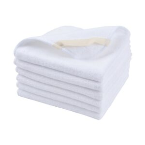 The Best Washcloths Option: Sinland Microfiber Facial Cloths