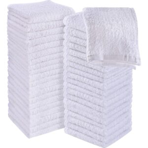 The Best Washcloths Option: Utopia Towels Cotton White Washcloths Set