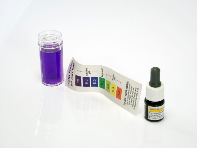 The Best Water Test Kit