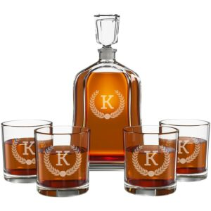 Best Whiskey Decanter Personalized