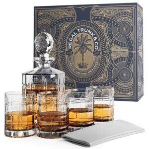 Best Whiskey Decanter Regal