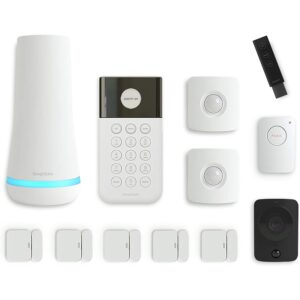 The Best Wireless Home Security System Option: SimpliSafe 12 Piece Wireless Home Security System