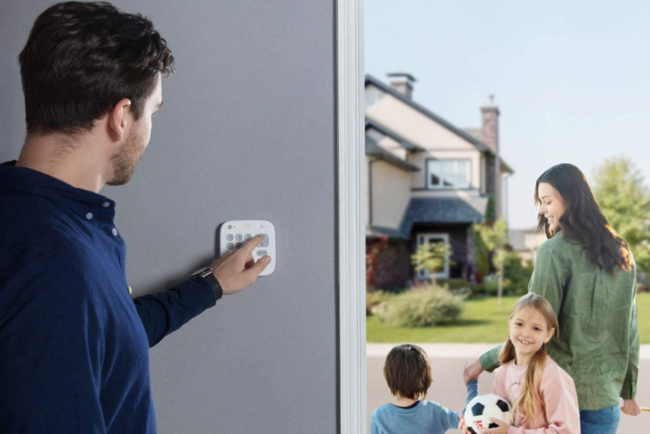 The Best Wirelesss Home Security Systems