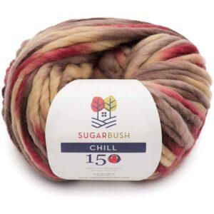 The Best Yarn Option: Sugar Bush Yarn Chill Extra Bulky Weight