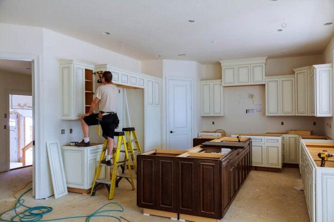 Factors in Calculating Kitchen Remodel Cost