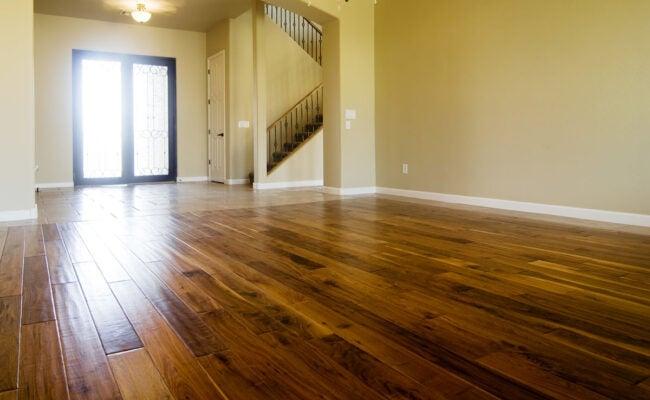 Pros Of Getting New Hardwood Flooring