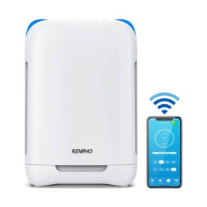 The Best Air Purifiers Option: RENPHO Air Purifier for Home