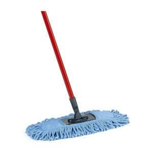 The Best Broom for Hardwood Floors Option: O-Cedar Dual-Action Microfiber Sweeper Dust Mop