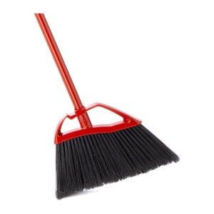 The Best Broom for Hardwood Floors Option: O-Cedar Fast 'N Easy Angle Broom