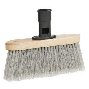 The Best Broom for Hardwood Floors Option: SWOPT Premium Smooth Surface Straight Broom Head