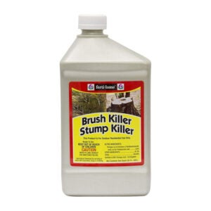 最好的刷子杀手选择:VPG肥32295刷树桩杀手