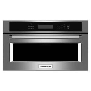 The Best Built-In Microwave Option: KitchenAid 1.4 cu. ft. Built-In Convection Microwave
