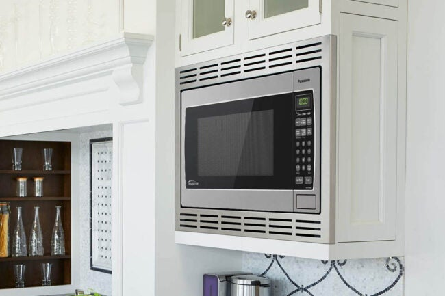 The Best Built-In Microwave Options