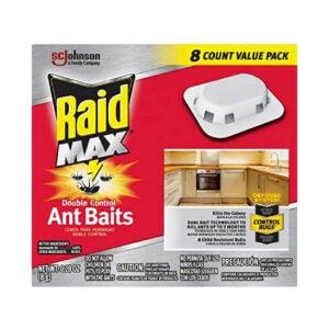 最好的木匠蚂蚁杀手选项:Raid最大双控制蚂蚁诱饵