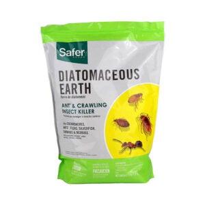 最好的木匠蚂蚁杀手:更安全的51703硅藻土蚂蚁和昆虫杀手