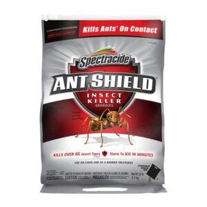 最好的木匠蚂蚁杀手选择:光谱蚂蚁盾昆虫杀手颗粒
