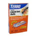 最好的木匠蚂蚁杀手选项:TERRO T300B液体蚂蚁杀手,12个诱饵站