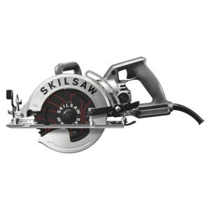 The Best Compact Circular Saw Option: SKILSAW SPT77W-01 15-Amp 7-1 4-Inch Aluminum Worm