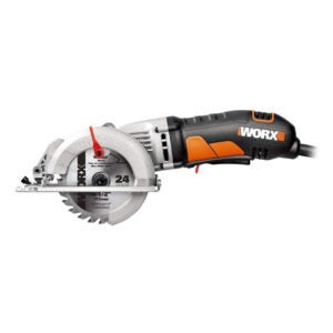 The Best Compact Circular Saw Option: WORX WORXSAW Compact Circular Saw – WX429L