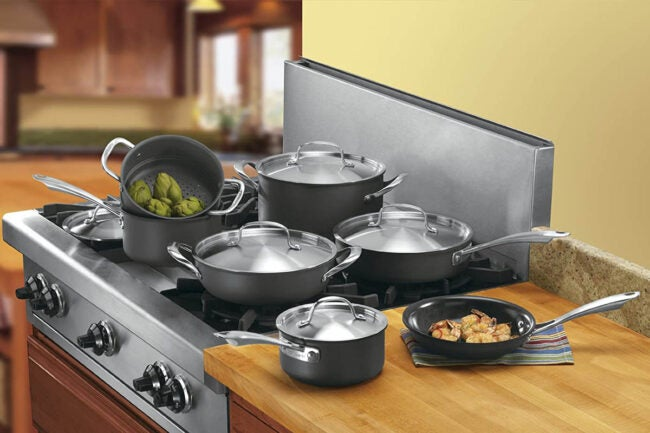 The Best Cookware Set Options