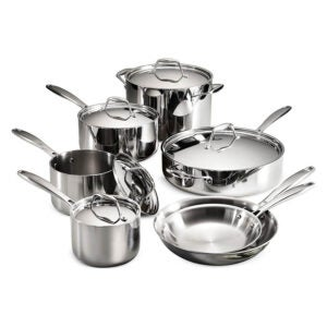 The Best Cookware Set Option: Tramontina 80116 249DS Gourmet Stainless Steel