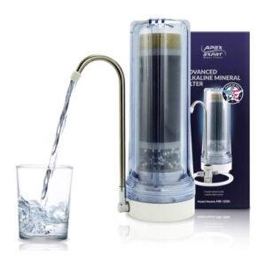 最佳台面饮水机选择:APEX质量台面饮用水过滤器