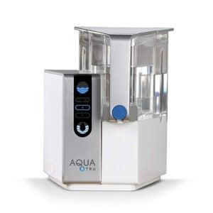 最佳台面饮水机选择:AquaTru台面水净化系统