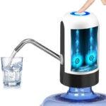 最佳台面饮水机选择:Myvision 5加仑水瓶泵式饮水机