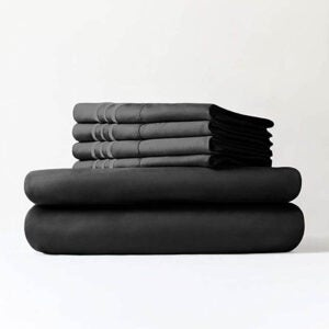 The Best Deep Pocket Sheets Option: CGK Unlimited Extra Deep Pocket Sheets - 6 Piece Set