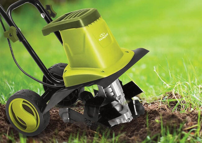The Best Electric Tillers for Breaking New Ground to Garden