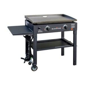 最好的平顶烤架选项:黑石28英寸户外平顶煤气烤架