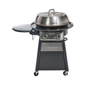 最好的平顶烤架选项:Cutinarinart Cgg-888烤架不锈钢盖22英寸