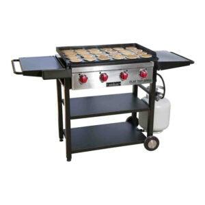 最佳平顶烧烤选择:营地厨师平顶烧烤,真正的调味烤