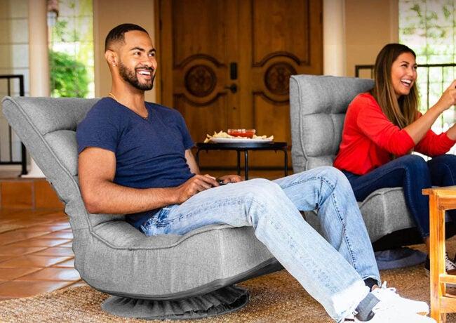 最佳地板椅选择