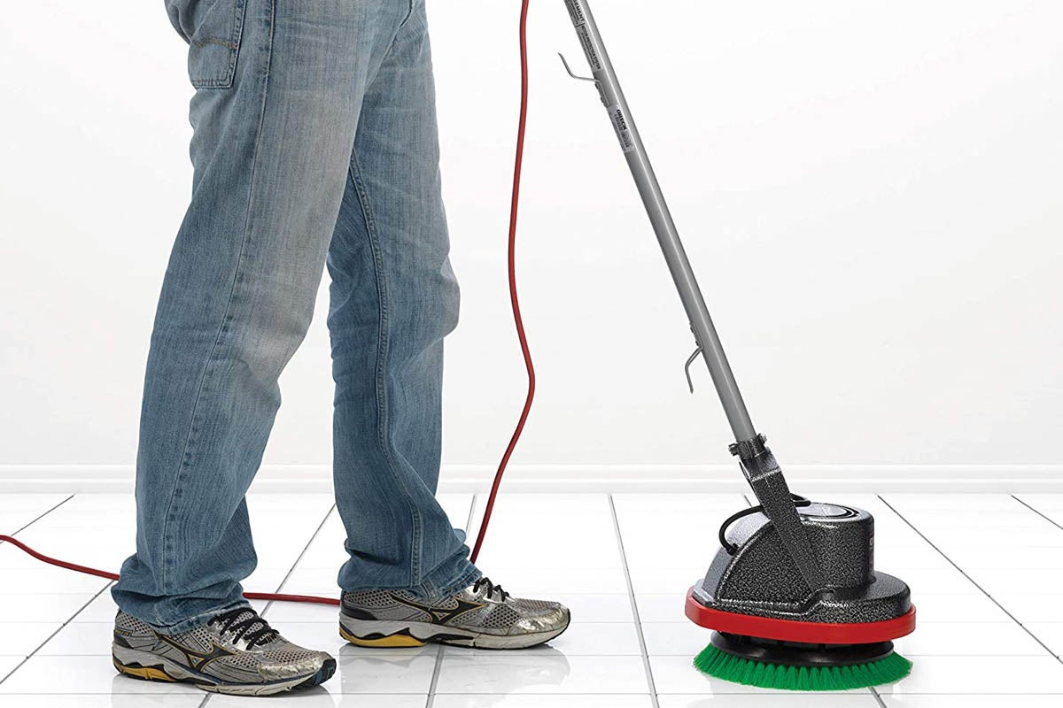 The Best Floor Scrubber Options for a Clean Home   Bob Vila