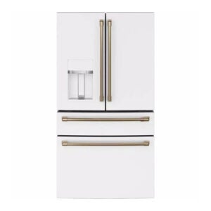 The Best French Door Refrigerator Option: Cafe 27.8 cu. ft. 4-Door French Door Refrigerator