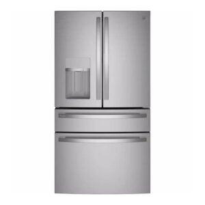 The Best French Door Refrigerator Option: GE Profile 27.9 cu. ft. French Door Refrigerator